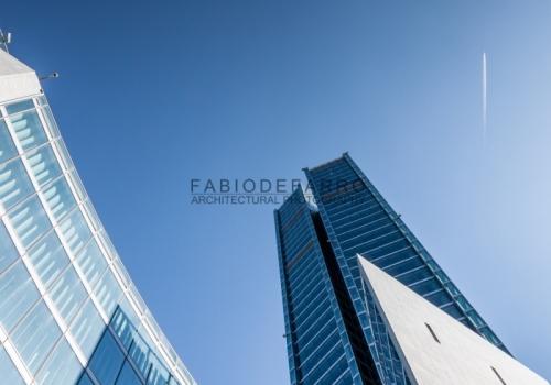Palazzo Lombardia - Milan Italy - Pei Cobb Freed & Partners