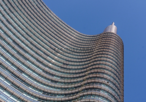 Unicredit Tower - Milan Italy - Cesar Peli Architect