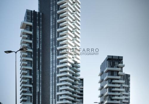Solaria Tower - Milan Italy -Bernardo Fort-Brescia Architect - Studio Arquitectonica
