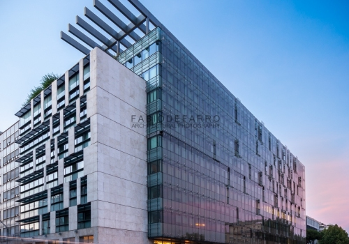 Eur 23/31 Building - Rome Italy - Studio Transit with Coima Image Srl