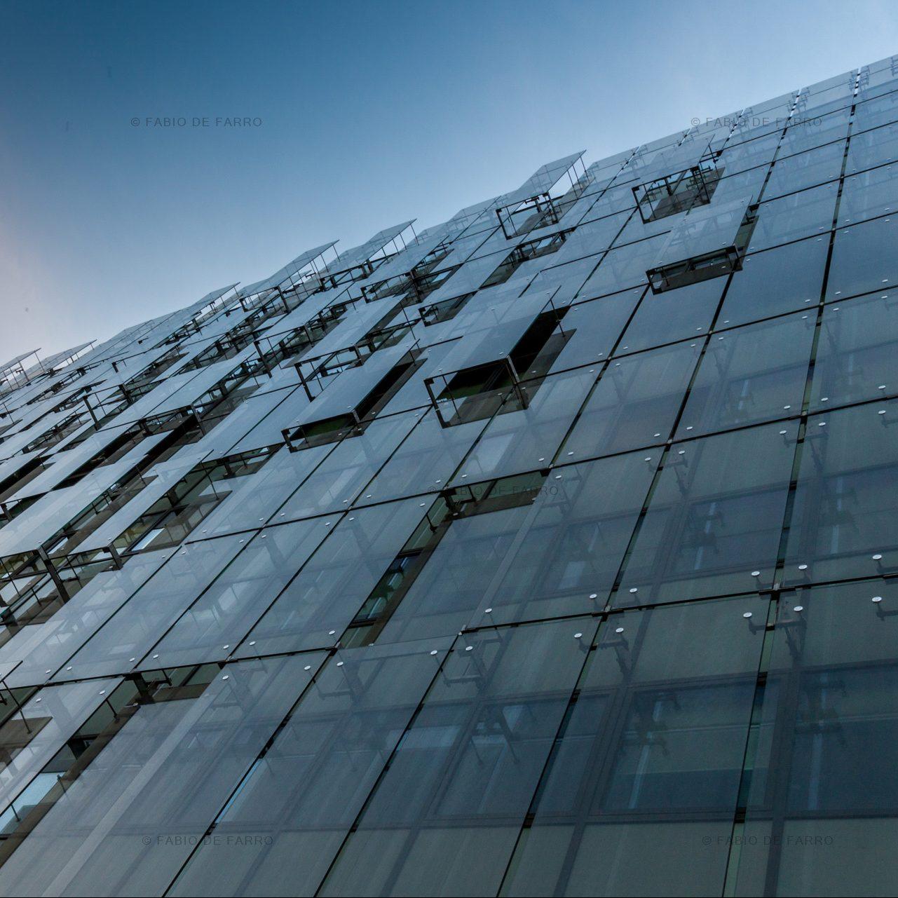 Architectural Photography - Rome Italy © Fabio De Farro