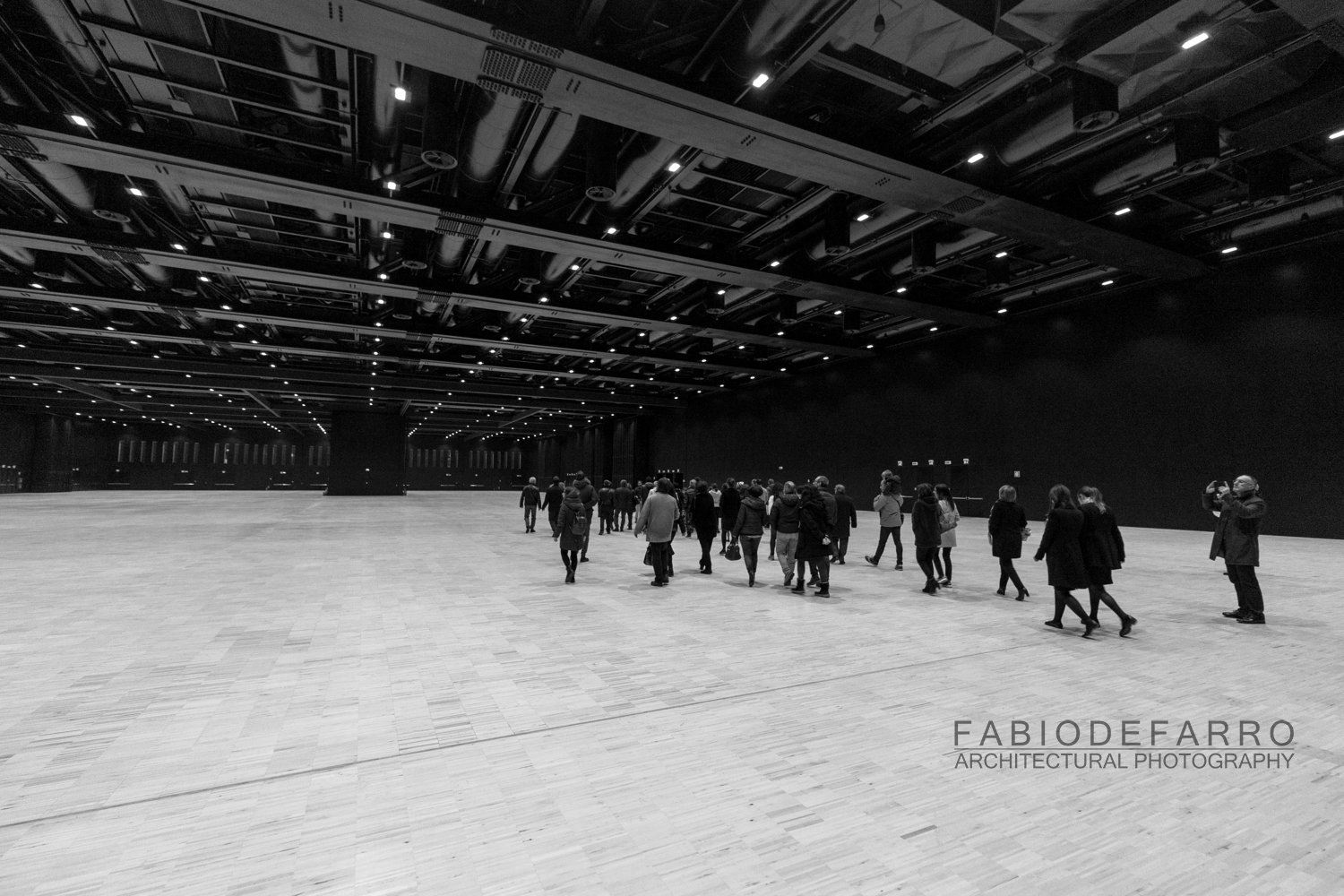 Convention Center - Rome The Cloud - Fuxas Studio - multifunctional exhibition facility